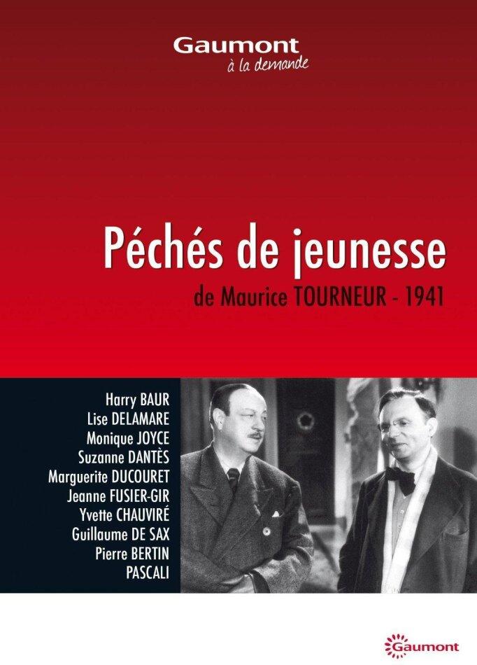 Péchés de jeunesse (1941) (Collection Gaumont à la demande, n/b)