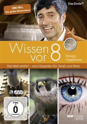 Wissen vor 8 - Die grosse Wissensbox (3 DVDs)