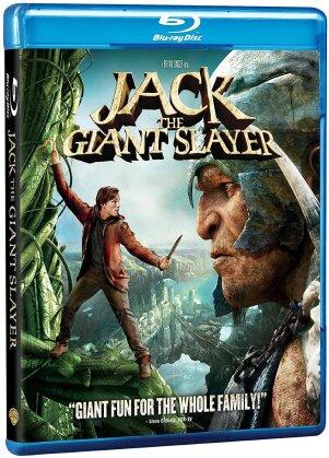 Jack the Giant Slayer (2012) (Blu-ray + DVD)