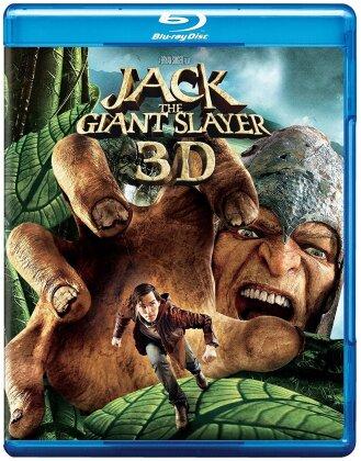 Jack the Giant Slayer (2012) (Blu-ray 3D (+2D) + Blu-ray + DVD)