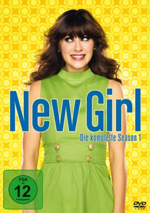 New Girl - Staffel 1 (4 DVDs)