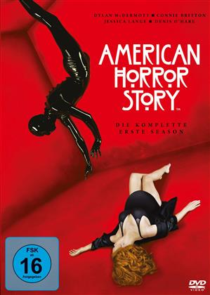 American Horror Story - Staffel 1 (4 DVDs)