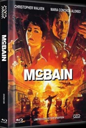 McBain (1991) (Collector's Edition, Limited Edition, Mediabook, Uncut, Blu-ray + DVD)
