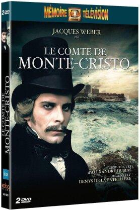 Le comte de Monte-Cristo (Mémoire de la Télévision, 2 DVDs)