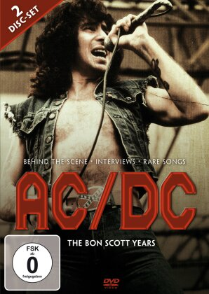 AC/DC - The Bon Scott Years (2 DVDs)