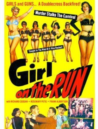 Girl on the Run (1953) (b/w)