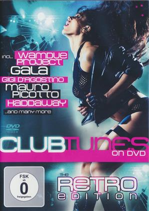 Various Artists - Clubtunes On DVD - The Retro Edition