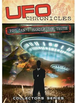 UFO Chronicles - You can't handle the Truth (Collector's Edition)