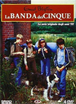 La banda dei cinque (Box, Collector's Edition, 4 DVDs)