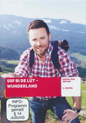 SRF bi de Lüt - Wunderland - Staffel 2 (2 DVDs)