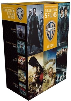 90 ans Warner - Collection 5 Films - Action (5 Blu-rays)