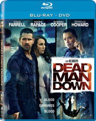 Dead Man Down (2013) (Blu-ray + DVD)