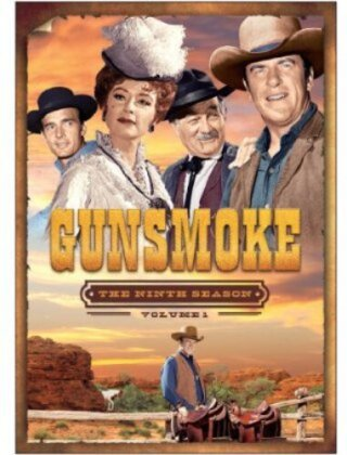 Gunsmoke - Season 9.1 (5 DVDs)