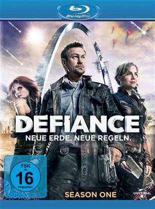 Defiance - Staffel 1 (4 Blu-rays)