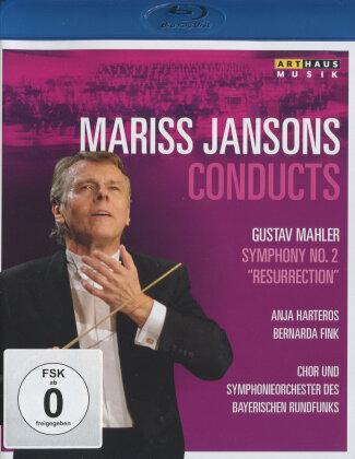 Bayerisches Rundfunkorchester, … - Mahler - Symphony No. 2 (Arthaus Musik, BR Klassik)