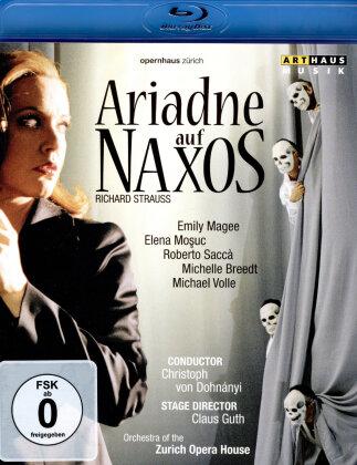 Opernhaus Zürich, Christoph von Dohnanyi, … - Strauss - Ariadne auf Naxos (Arthaus) (Arthaus Musik)