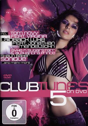 Various Artists - Clubtunes On DVD - Vol. 5