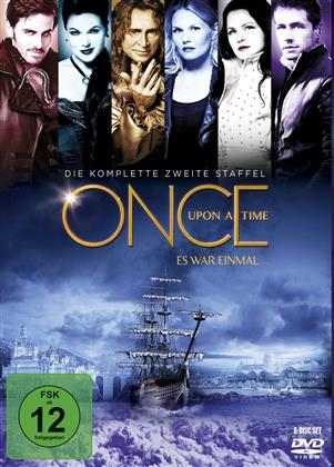 Once Upon a Time - Es war einmal ... - Staffel 2 (6 DVDs)