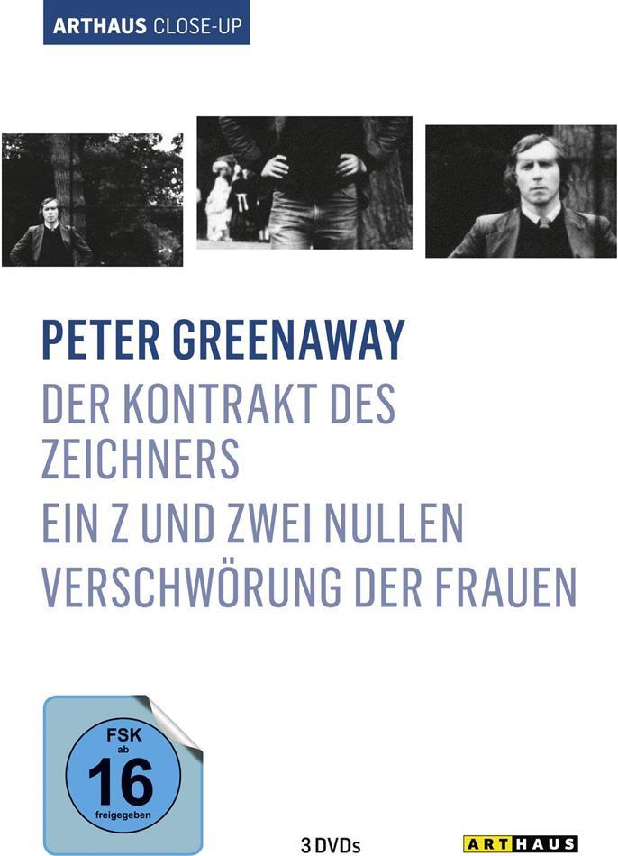Peter Greenaway - Arthaus Close-Up (3 DVDs)
