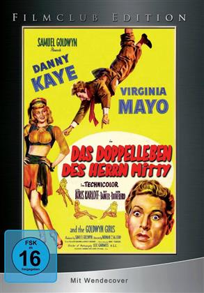 Das Doppelleben des Herrn Mitty (1947) (Limited Edition)