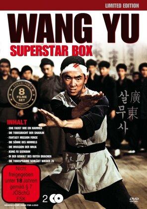 Wang Yu - Superstar Box (Edizione Limitata, 3 DVD)