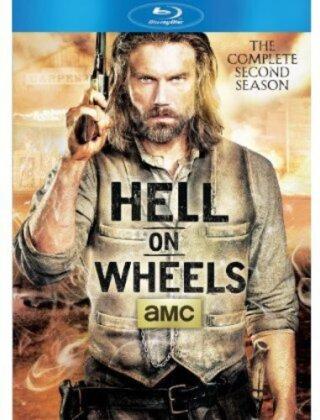 Hell on Wheels - Season 2 (3 Blu-rays)