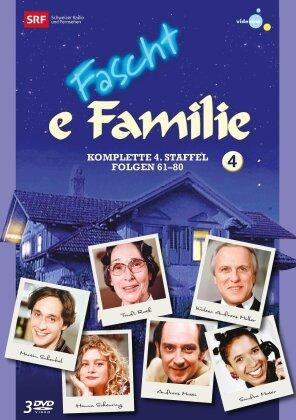 Fascht e Familie - Staffel 4 (3 DVDs)