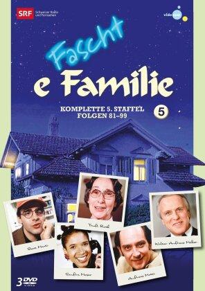 Fascht e Familie - Staffel 5 (3 DVDs)