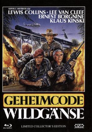 Geheimcode Wildgänse (1984) (Limited Collector's Edition, Blu-ray + DVD)