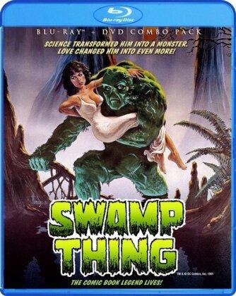 Swamp Thing (1982) (Blu-ray + DVD)