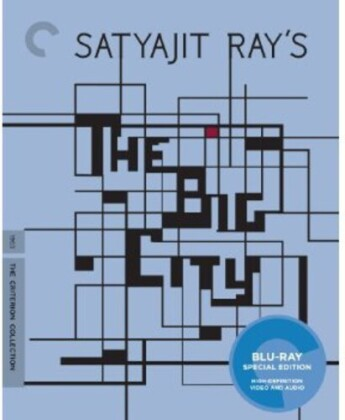 The Big City (1963) (Criterion Collection)