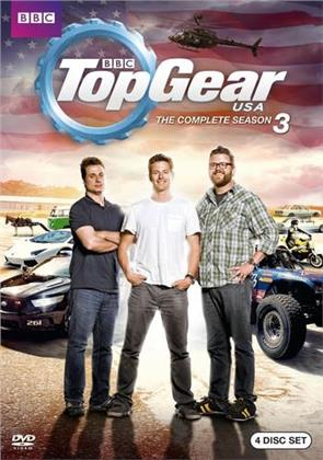 Top Gear USA - Season 3 (4 DVDs)