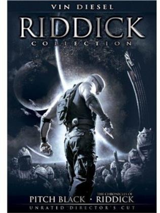 Riddick Collection (2 DVD)