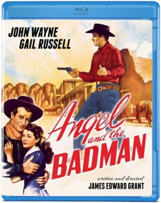 Angel and the badman (1947) (s/w)