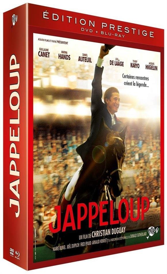 Jappeloup (2012) (Deluxe Edition, Blu-ray + 2 DVD)