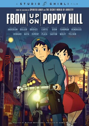 From Up on Poppy Hill (2011) (2 DVD)