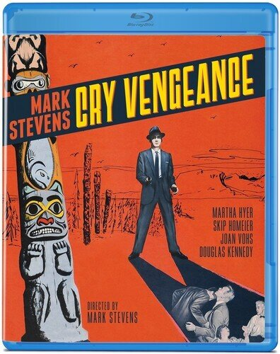 Cry Vengeance (1954) (s/w, Remastered)