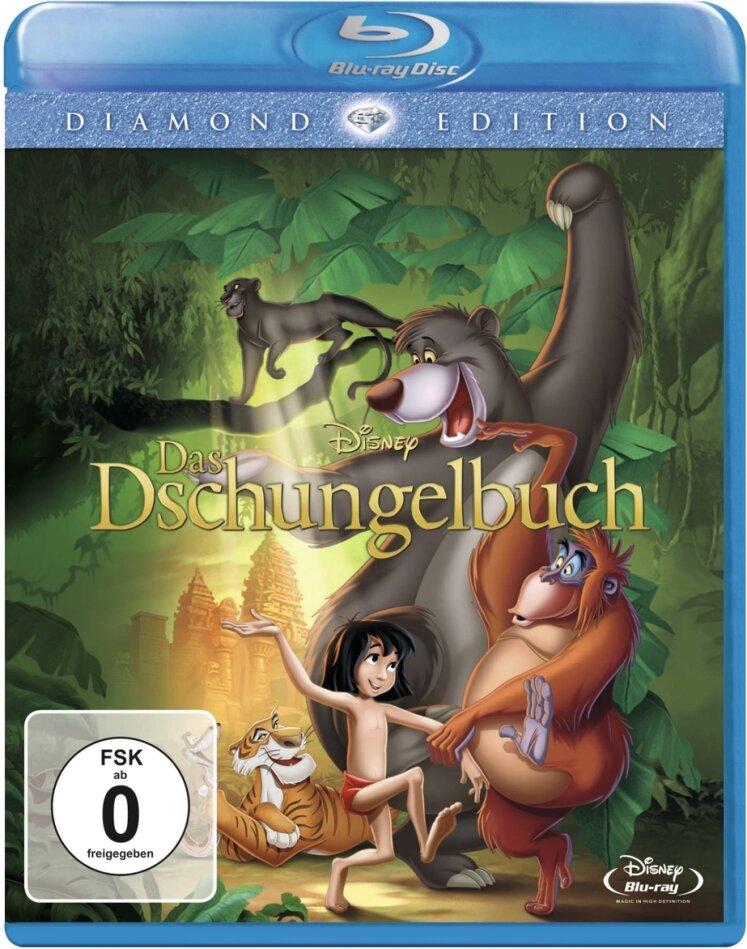 Das Dschungelbuch (1967) (Diamond Edition)