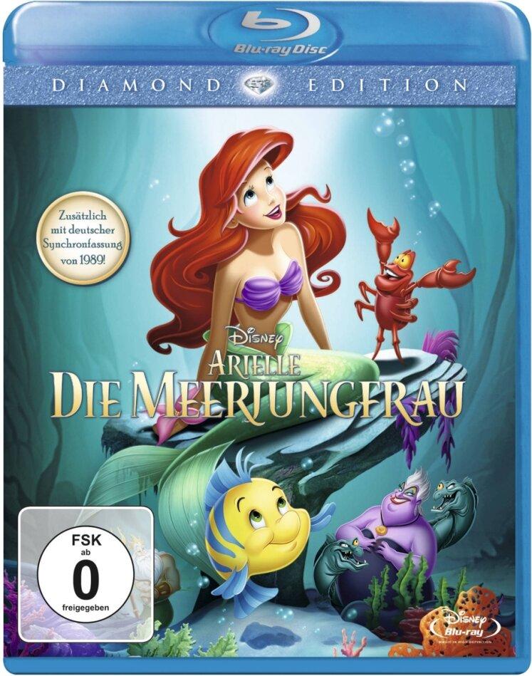 Arielle - Die Meerjungfrau (1989) (Diamond Edition)
