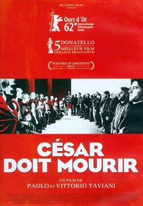 César doit mourir (2012) (s/w)