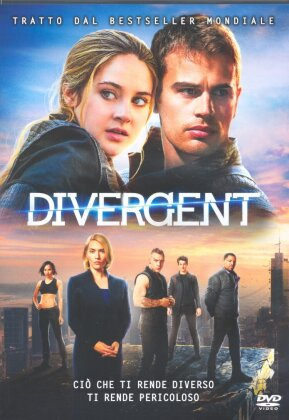 Divergent (2014) (Sci-Fi Project)