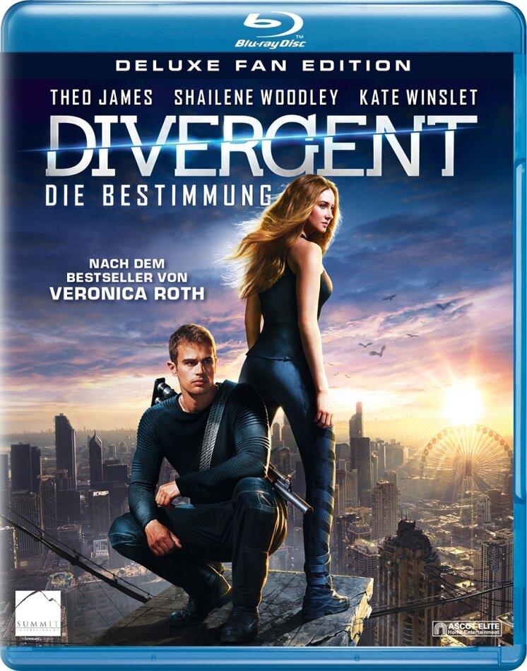 Divergent - Die Bestimmung (Deluxe Fan Edition) (2014)