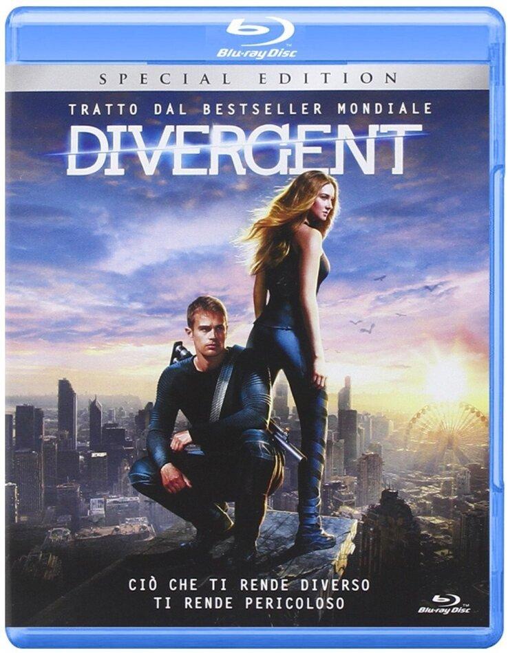 Divergent (2014) (Edizione Speciale)