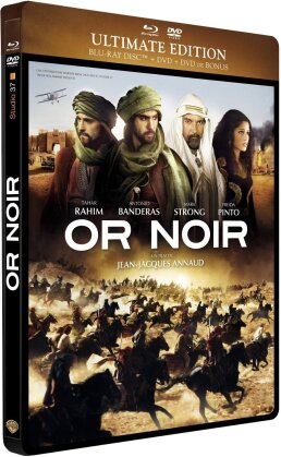 Or noir (2011) (Steelbook, Ultimate Edition, Blu-ray + 2 DVDs)