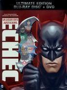 La ligue des justiciers - Échec (Steelbook, Ultimate Edition, Blu-ray + DVD)