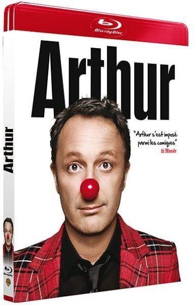 Arthur - Le spectacle