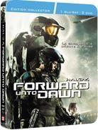 Halo 4 - Forward Unto Dawn (Collector's Edition, Steelbook, Blu-ray + DVD)