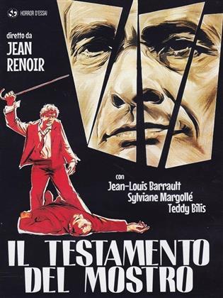 Il Testamento Del Mostro (1959) (Horror d'Essai, n/b)