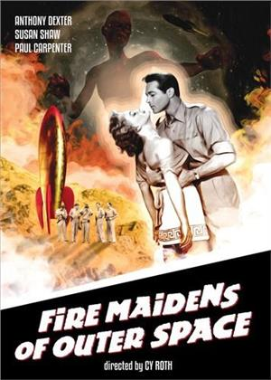 Fire Maidens of Outer Space (1956) (s/w)