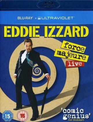 Izzard,Eddie-Force Majeure - Force Majeure